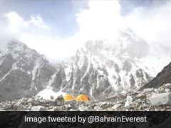 Bahrain Prince Scales Mt Everest's New Height, 1st Foreign Team To Do So