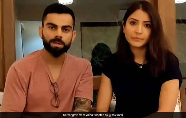 """Grateful To Have Heroes Like You"": Kohli, Anushka Hail Frontline Workers"