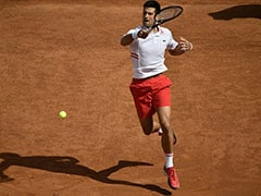 Novak Djokovic Sweeps Into Italian Open Quarter-Finals In Front Of Roman Crowd