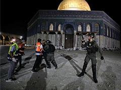 Dozens Injured In New Jerusalem Clashes