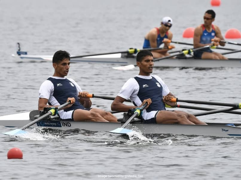 Indian Rowers Arjun Lal And Arvind Singh Qualify For Tokyo Olympics