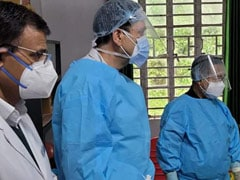 Sikkim Chief Minister Wears PPE To Boost Morale Amid Covid Spike