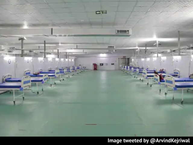 """Video : """"Now No Shortage Of ICU And Oxygen Beds In Delhi,"""" Says Arvind Kejriwal"""