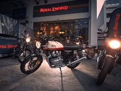 Royal Enfield To Temporarily Halt Manufacturing At Its Chennai Plants