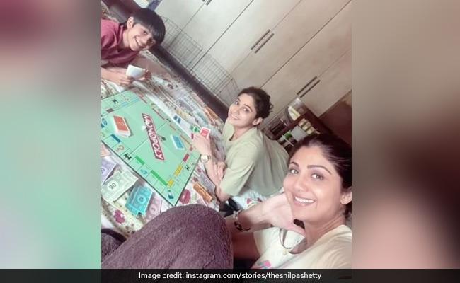 Shilpa Shetty's 'Lockdown Saviour' - A Board Game We All Love