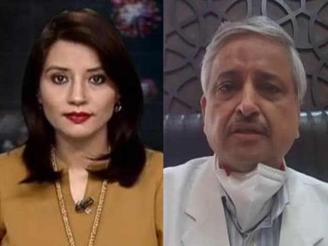 Video : Delay In Covid Treatment Causing More Deaths In Youth: AIIMS Chief