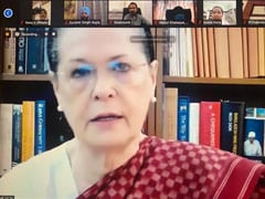 """Modi Government Has Failed People Of India"": Sonia Gandhi On Covid"