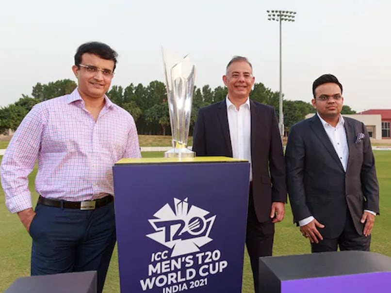 T20 World Cup To Be Shifted From India To UAE: BCCI President Sourav Ganguly
