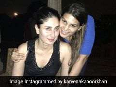 "What Kareena Kapoor Wrote On Her Manager Poonam Damania's Birthday: ""You And Me Together Forever"""