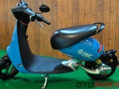 New Benelli Dong Electric Scooter Unveiled