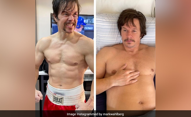 First Will Smith, Now Mark Wahlberg: The Rise Of The 'Dad Bod'