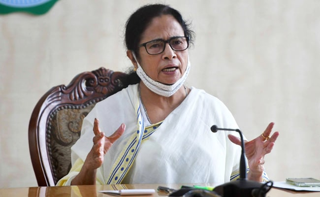 Bengal Government Thinking About Vaccinating Children: Mamata Banerjee
