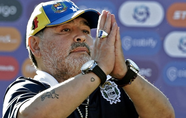 Nursing Coordinator Denies Responsibility In Diego Maradona's Death