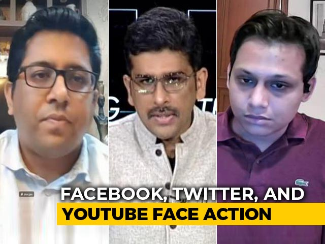Video : Social Media Giants In No-Man's Land In India?