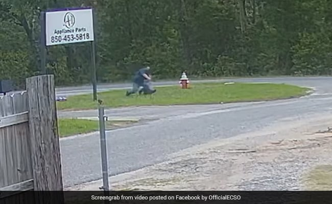 Caught On Camera: 11-Year-Old Girl Fights Off Kidnapping Attempt