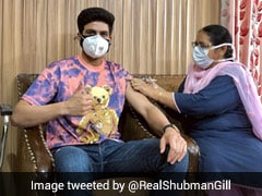 """Get Your Superpowers Upgraded"": Shubman Gill Urges Everyone To Get Vaccinated"
