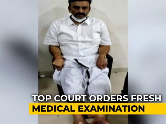 Video : Rebel Andhra MP Claims Torture In Sedition Case, Goes To Supreme Court