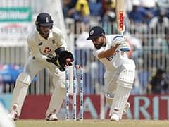 Virat Kohli Retains Fifth Spot In Latest ICC Mens Test Rankings