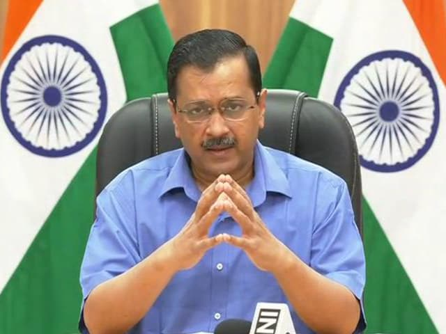Video : To Vaccinate Entire Delhi In 3 Months, Arvind Kejriwal Does The Math