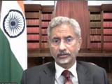 Video : 'हम इसे दोस्ती कहते हैं' : विदेशी मदद पर विदेशमंत्री एस जयशंकर