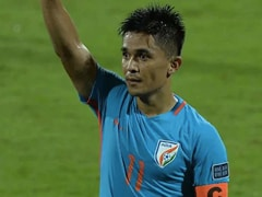 """Sunil Chhetri """"Eagerly Looking Forward"""" To Doha After Missing Two International Friendlies Due To Covid"""
