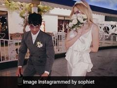 Sophie Turner Is An Effortlessly Chic Bride In Throwback Photos Of Her 2019 Vegas Wedding To Joe Jonas