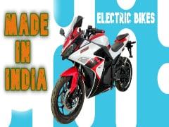 सिंगल चार्ज में 150 किलोमीटर तक भागने वाली टॉप इलेक्ट्रिक बाइक, जानें इनकी कीमत और खासियतें