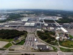 Volvo's Torslanda Plant Becomes The Company's Newest Carbon Neutral Facility