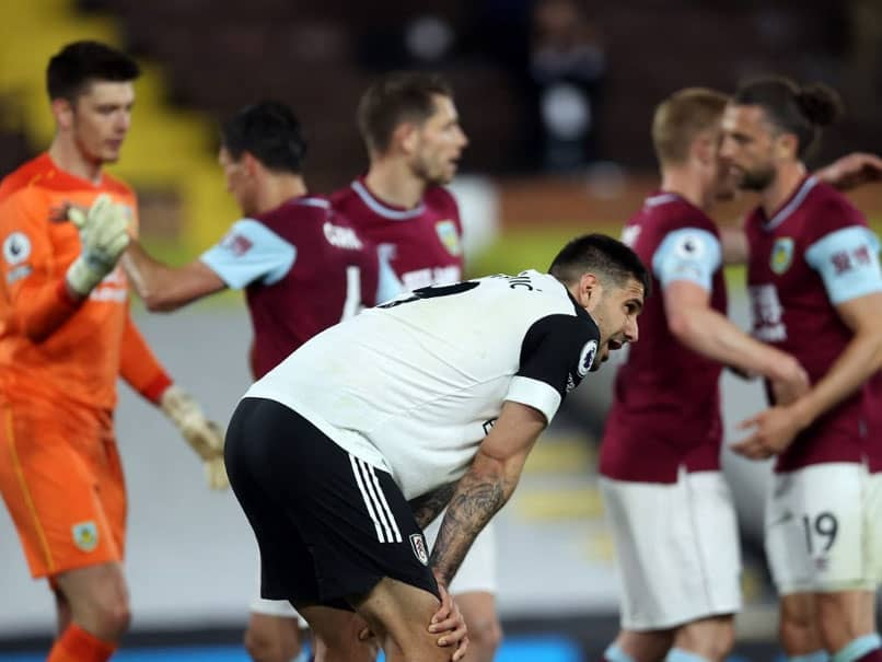 Premier League: Fulham Relegated After 2-0 Loss To Burnley