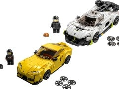 2021 LEGO Speed Champions Sets Unveiled