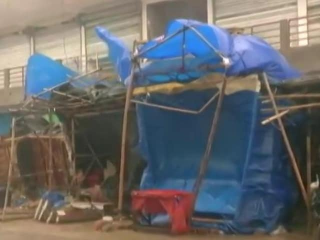 Video : Cyclone Yaas Weakens After Hitting North Odisha, Bengal