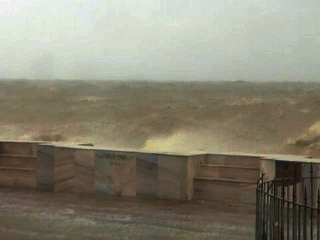 Video : Cyclone Yaas Hits North Odisha, Bengal On High Alert