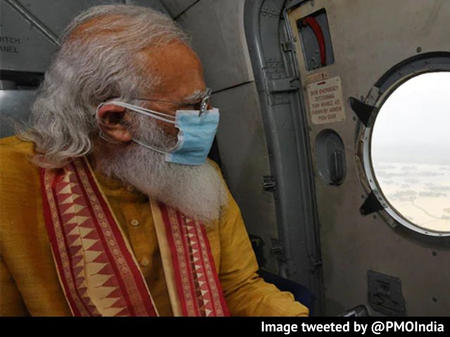 Video : Rs 1,000 Crore To Cyclone Yaas-Hit States, Announces PM Modi