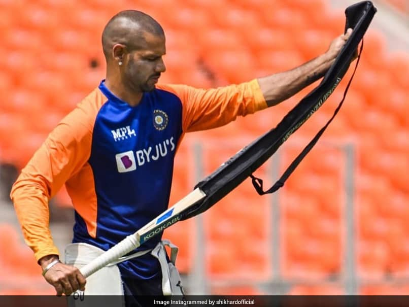 """""""Grateful To Serve My People"""": Shikhar Dhawan Donates Oxygen Concentrators To Gurugram Police"""