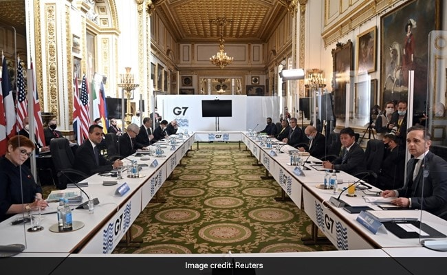 G7 Health Ministers To Strengthen Cooperation Against Future Pandemics