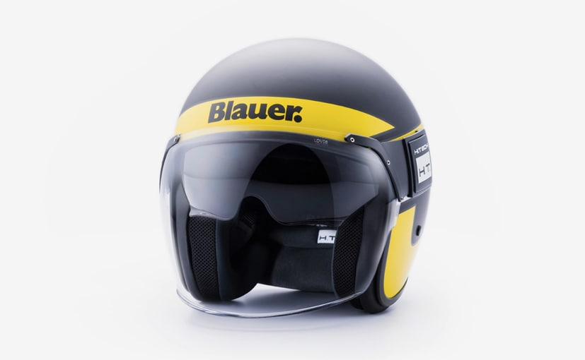 Steelbird Introduces Blauer POD Open Face Helmet In India, Prices Start At Rs. 9079