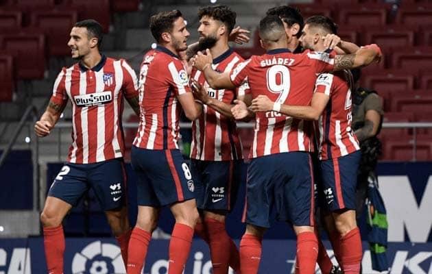 Atletico Madrid Edge Closer To La Liga Title After Win Over Real Sociedad