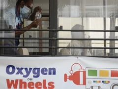 Patients Waiting For Admission In Bengal Hospitals To Get Free Oxygen In Bus