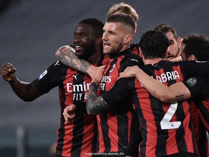 Serie A: AC Milan Knock Juventus Out Of Top Four With Thumping Win