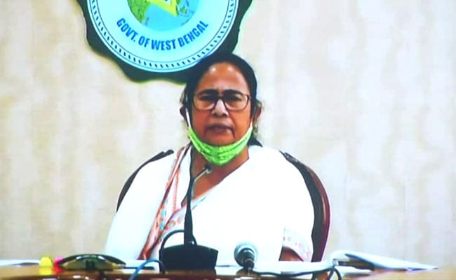 Centre Claim On Vaccination By 2021-end A Hoax, Says Mamata Banerjee