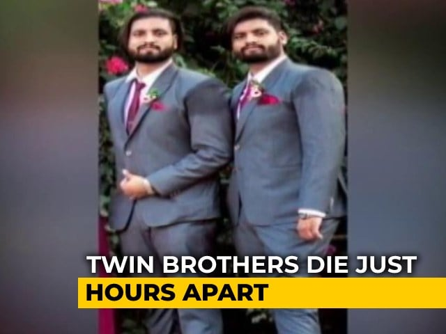 """Video : """"Ma, You're Lying"""": He Wasn't Told Twin Died Of Covid. He Died Next Day"""