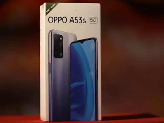 Video : Vivo V21 Smartphone Lineup, Oppo A53s 5G Review, And More