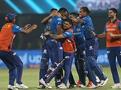 IPL 2021: Kieron Pollard Blitz Helps MI Edge CSK In High-Scoring Thriller
