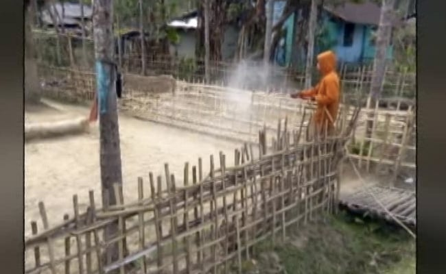 90 Workers Covid Positive In Assam Team Estate, Now A Containment Zone