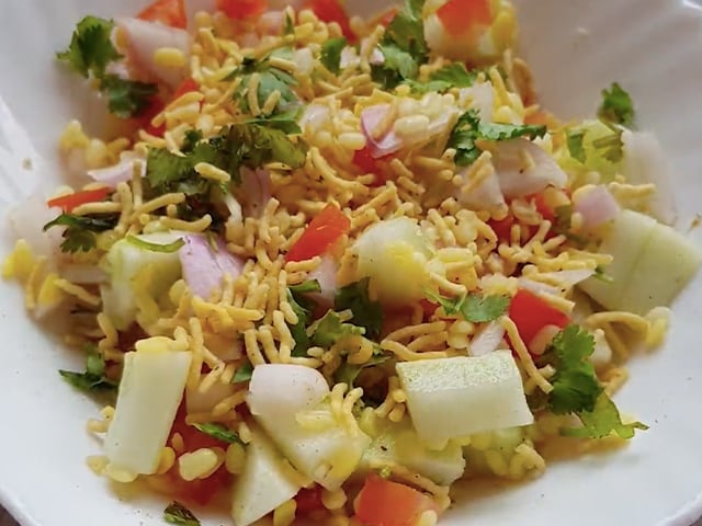 Video : How To Make Moong Dal Chaat   Easy Moong Dal Chaat Recipe Video