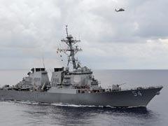 China Says US Threatening Peace, Stabilty As Warship Transits Taiwan Strait