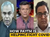 "Video : ""Communication On Vaccination"": How PayTM Is Helping In Covid Fight"