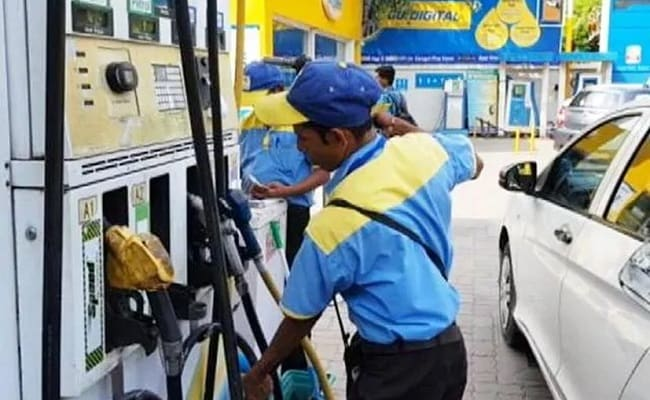 , Fuel Prices Hiked For Second Straight Day; Petrol Nears Rs. 109/Litre Mark In Mumbai, The World Live Breaking News Coverage & Updates IN ENGLISH