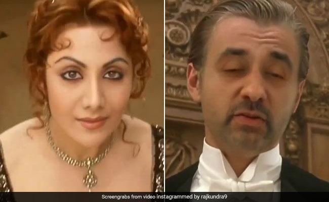 'Punjabi Couple On Titanic?' Watch Raj Kundra And Shilpa Shetty's ROFL Video