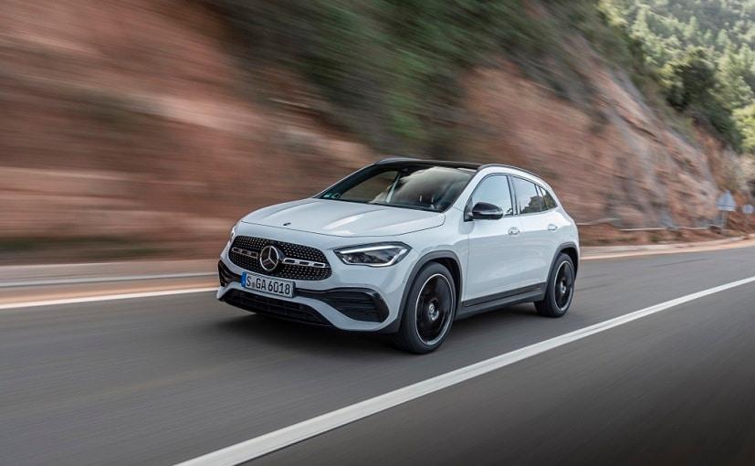 Top 5 Highlights: 2021 Mercedes-Benz GLA